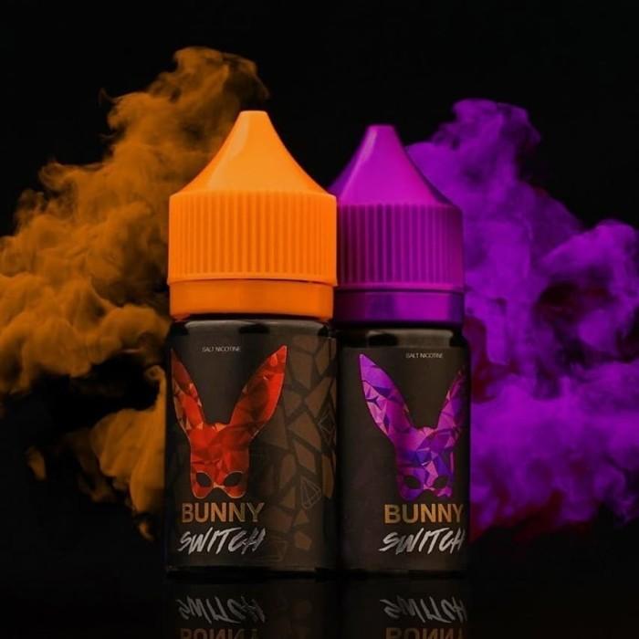 Jual Bunny Switch Salt Nic Series 30ml Liquid Bad Bunny Switch