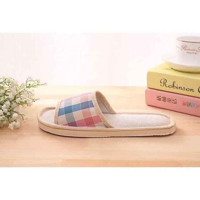 Foto Produk Promo Sandal Rumah Kamar Hotel Ruangan Empuk Dan Nyaman Slipper dari novitaacc