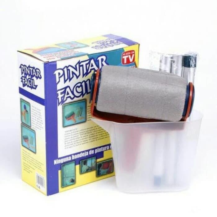 harga Hsi pintar facil easy paint rolleralat kuas cat dinding tembok rumah Tokopedia.com