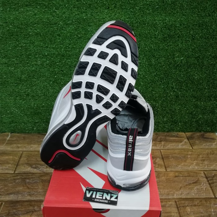 Jual Nike Air Max 97 OG Silver Bullet PREMIUM MIRROR VERSION. DKI Jakarta Vienz_Sneakers | Tokopedia