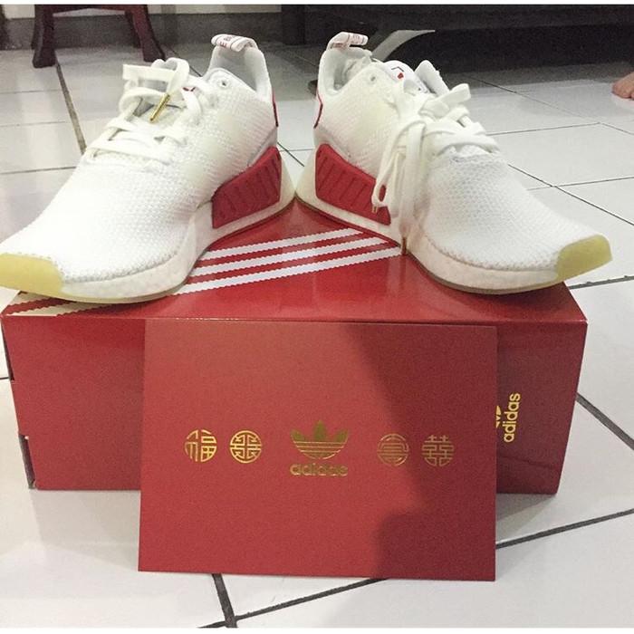 Jual Adidas Nmd R2 Chinese New Year Nmd Original Nmd Asli
