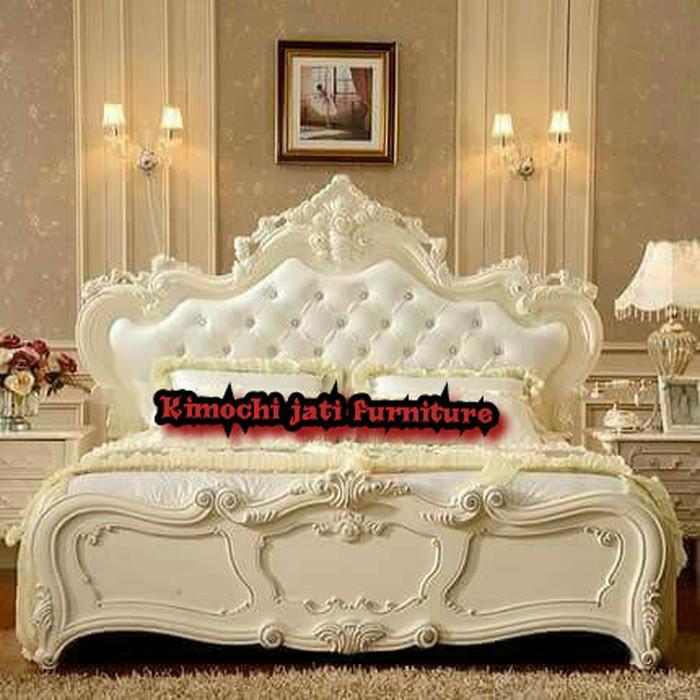 Jual Tempat Tidur Mewah Tempat Tidur Duco Jati Mebel Jepara Kota Surabaya Meubel Jepara Wijaya Tokopedia