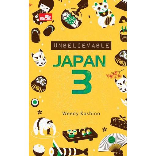 Jual Unbelievable Japan 3 - Weedy Koshino - Kota Tangerang Selatan on