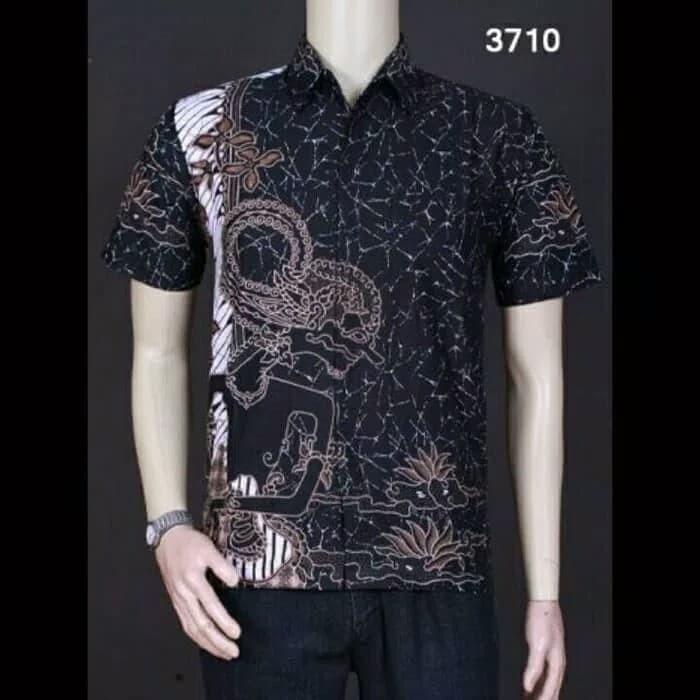 80 Model Baju Batik Pria Tokopedia Terlihat Keren