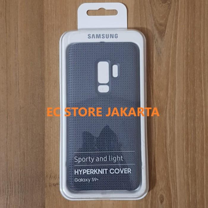 buy popular 2062c 12fee Jual SAMSUNG ORIGINAL HYPERKNIT CASE CASING GALAXY S9+ S9 PLUS - RED / GREY  - Jakarta Utara - EC Store Jakarta | Tokopedia