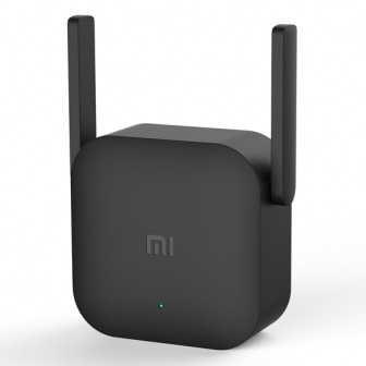 Foto Produk Wifi Amplifiy Range Extender Repeater Router Xiaomi Pro - R03 300Mbps dari CorNat Shop