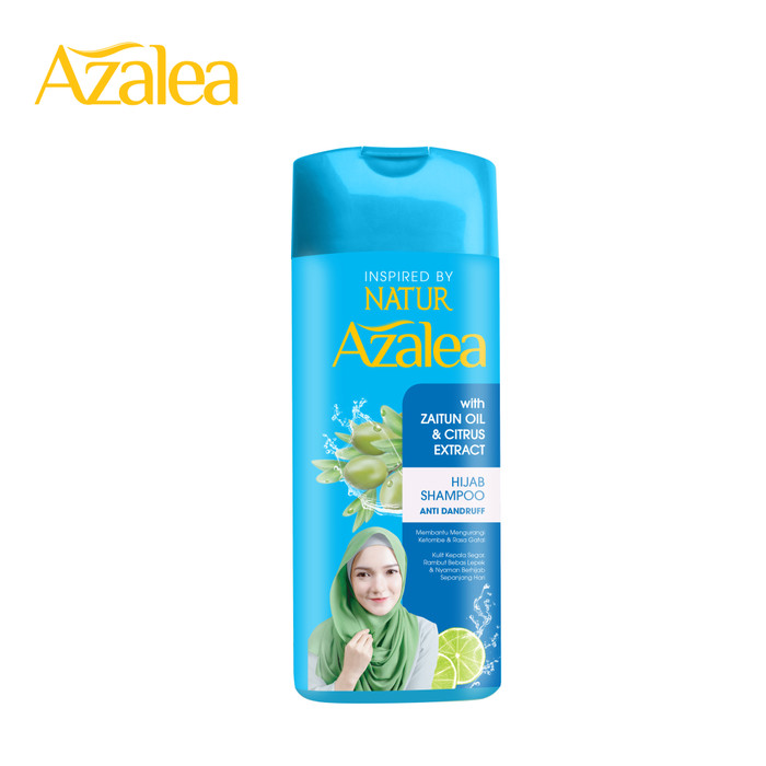 Foto Produk Azalea Shampoo Citrus Extract 180 ML dari AZALEA OFFICIAL STORE