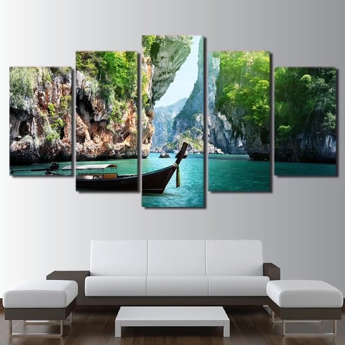 Wall Art Home Decor Framework Pictures