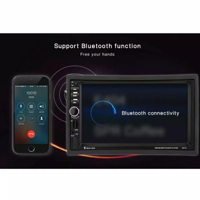 Review Elektronik Otomotif: MP5 Player 1080P Video FM Radio GPS Map