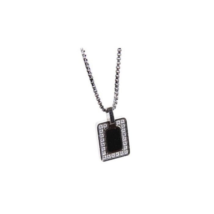 Foto Produk Kalung Liforce Black Square dari LDJ Photo