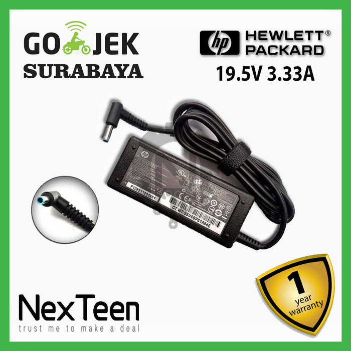 harga Ori grns1th charger hp envy sleekbook pro ultrabook spectre trabook Tokopedia.com
