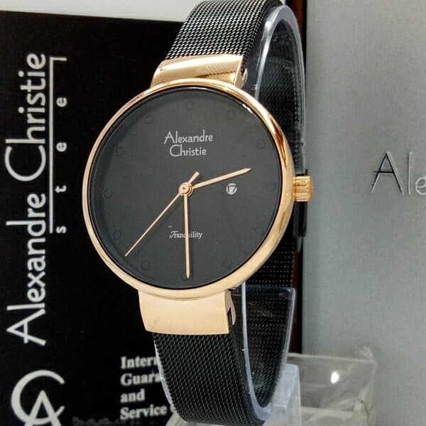 Foto Produk jam tangan wanita Alexandre christie original AC 2509 LD dari union collection