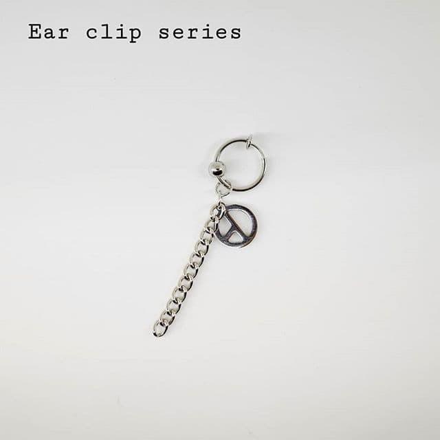 Foto Produk MNC-01 Anting Jepit/Anting Korea/Anting Kpop/Korea Earrings dari Moonshopid