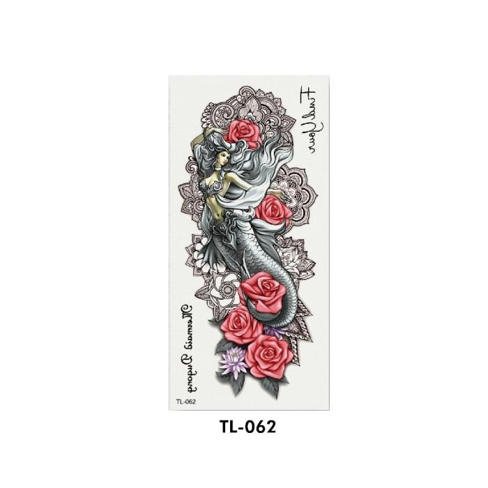 78 Gambar Tato Bunga Keren HD Terbaru