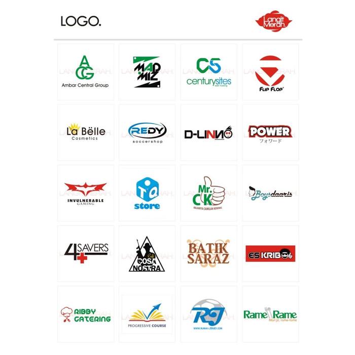 Jual Jasa Desain Grafis Logo Pamflet Brosur Kaos Branding Ukm Kota Depok Javelin St Tokopedia