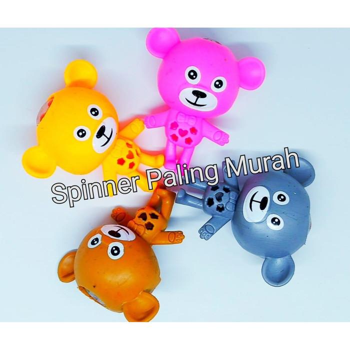 Foto Produk Mesh Ball Squishy Boneka Mainan Stress Ball Boneka dari Spinner Paling Murah