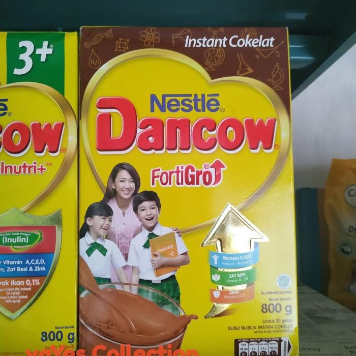Jual Dancow Fortigrow Instant 800 Gr Fullcream Susu Bubuk Balita Dewasa Kab Bekasi Aws91 Tokopedia