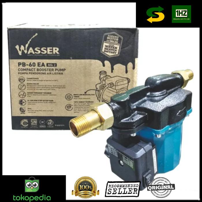 Jual wasser booster pump 60 wat pompa pendorong air ...