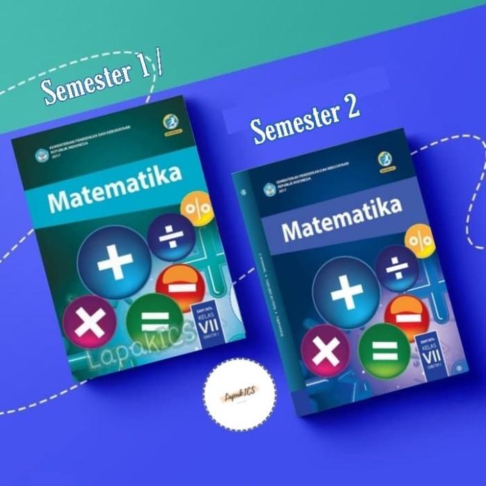 Foto Produk Buku Matematika SMP KELAS 7 SEMESTER 2 REVISI 2017-2018 dari Hijau TuppyOn