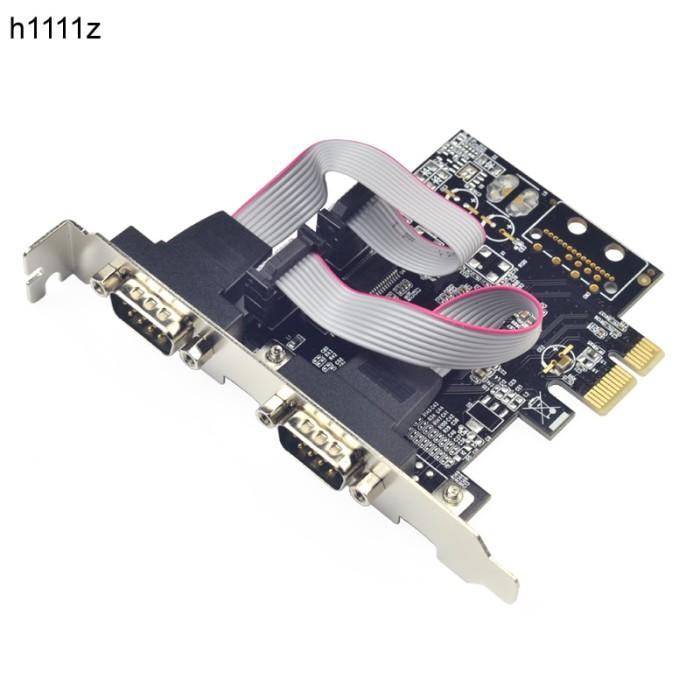 10pcs DB9+DB25 port Bracke for Parallel Serial Port PCI-E Express Card