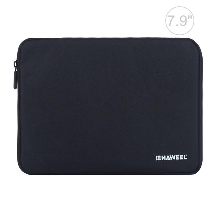 harga Ss11807 - haweel canvas sleeve bag pouch ipad mini - tab 7.9 black Tokopedia.com
