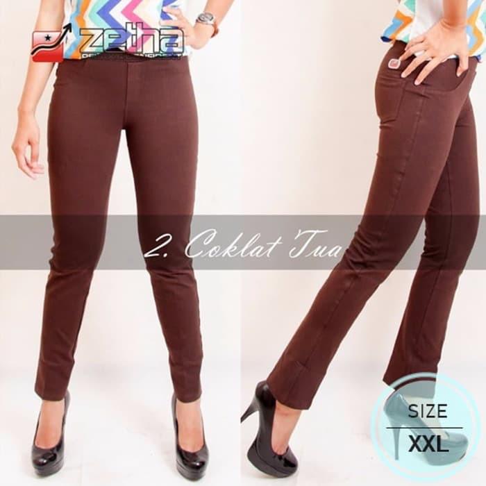 Jual Terlaris Celana Legging Warna Coklat Tua Polos Size M High Quality Kab Temanggung Legging Bahan Tebal Tokopedia