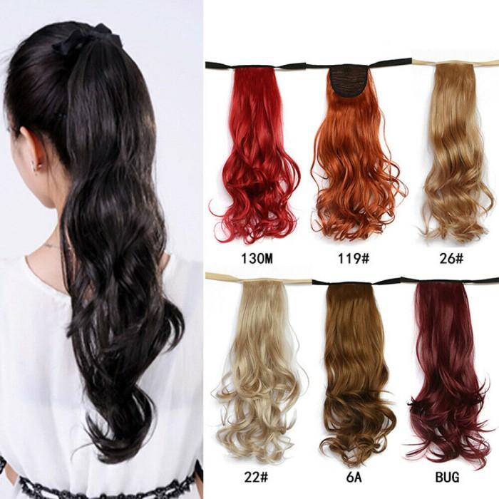 Long Hair Extensions 15