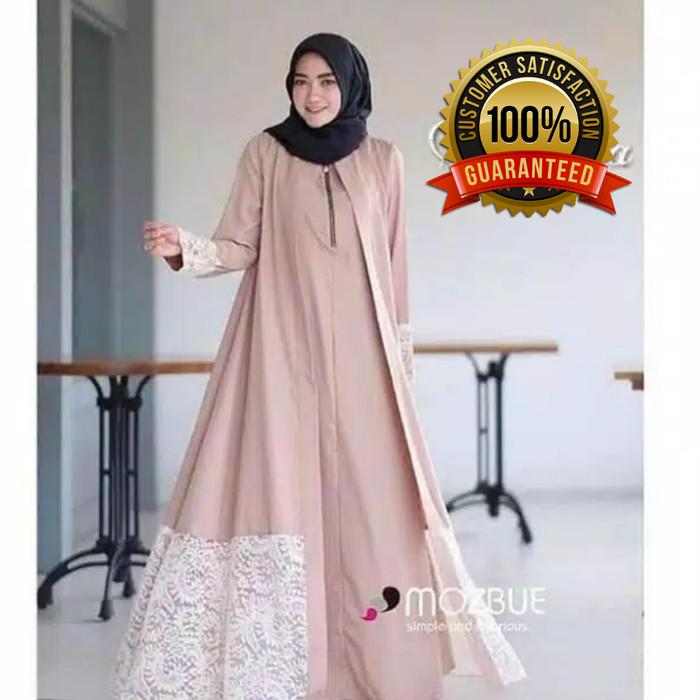 Jual Baju Gamis Wanita Terbaru Baju Muslim Wanita Baju Muslim Terbaru Sir02 Kab Temanggung Kupu Golden Tokopedia