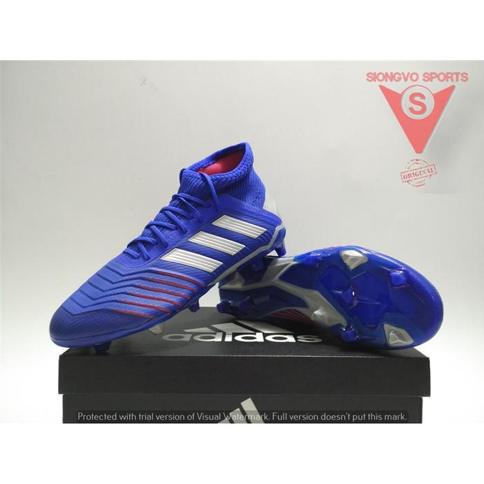 Jual Sepatu Bola Anak Adidas Predator 19 1 Fg J Original Cm8530