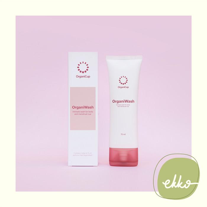 Foto Produk OrganiWash - sabun untuk menstrual cup dari Ekko Store