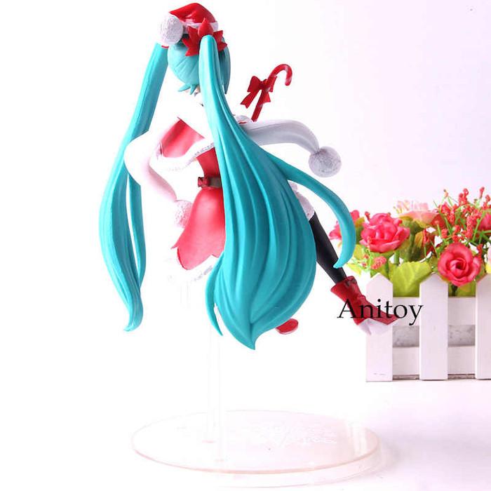Hatsune Miku Christmas 2018.Jual Action Figure Sega Spm Hatsune Miku Christmas 2018 Ver Vocaloid Dki Jakarta Anifuku Tokopedia