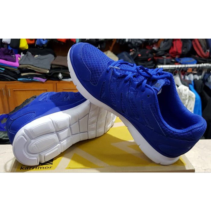 best cheap 461fd e1e2b Jual Karrimor running shoes men's Blue - Kota Bogor - Esta Outdoor Sport |  Tokopedia