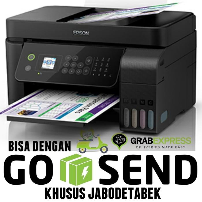 Jual Printer Epson L5190 All in One plus wifi dan fax pengganti Epson L565  - Jakarta Pusat - XRcom   Tokopedia