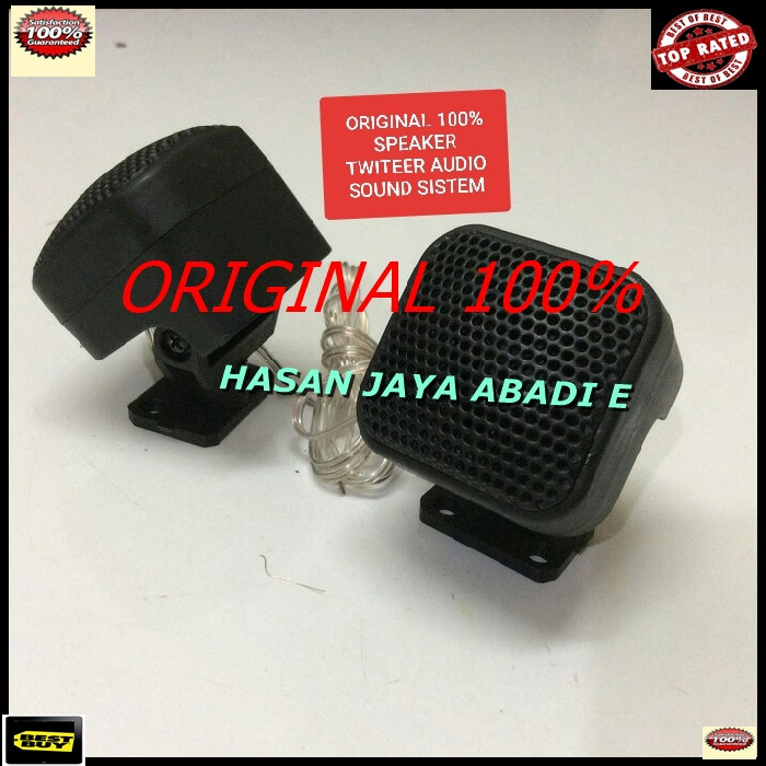 harga Piezo hl006a hl019 super speaker mini pasif twiter tweeter mobil motor Tokopedia.com