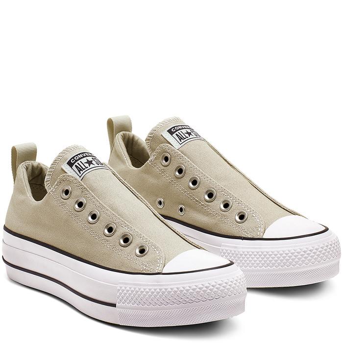 Jual Sepatu Converse Chuck Taylor All Star Lift Slip 564340c