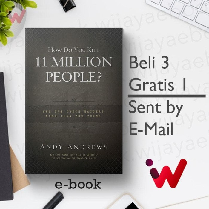 How Do You Kill 11 Million People? (by Andy Andrews)