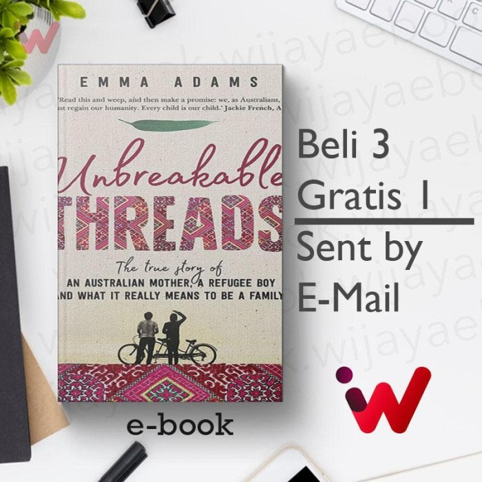 Unbreakable Threads: The true story of an Australian mother