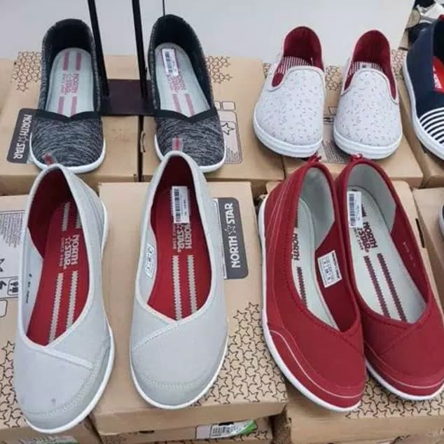 Jual Sepatu Wanita Bata North All Star Since 1948 Kota Depok