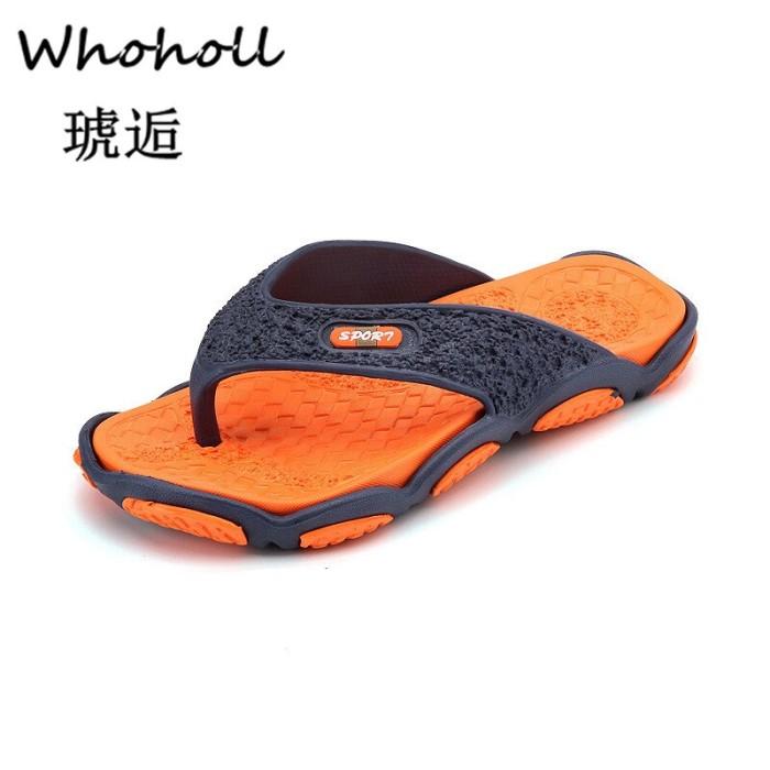 09650e2815f44 Jual Comfort Sandals Summer Men Camouflage Flip Flops Shoes Sandals ...