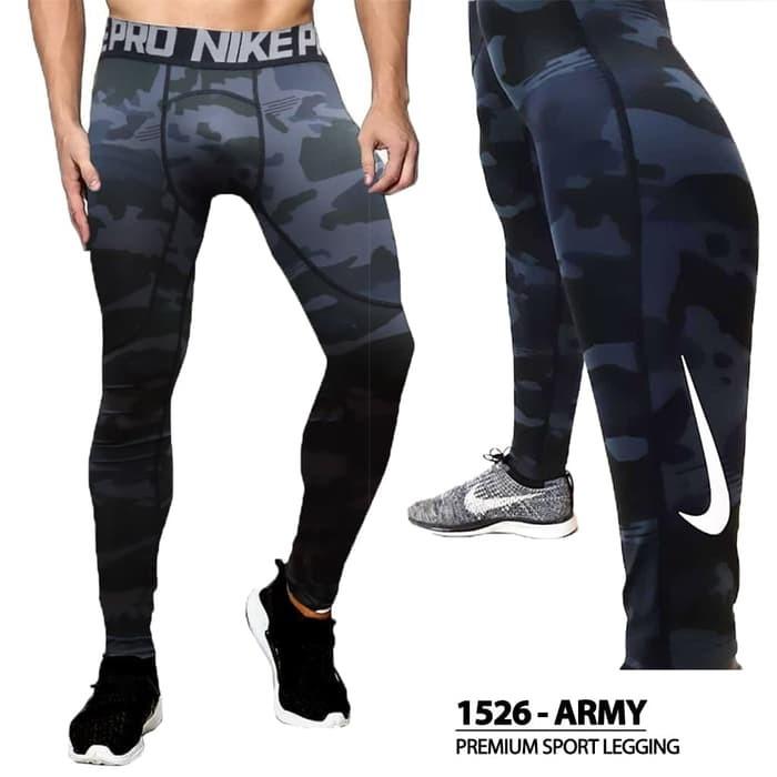 Jual Premium Quality Celana Legging Sport Panjang Cowok Pria Nike Power Spe Jakarta Barat Smalling Tokopedia