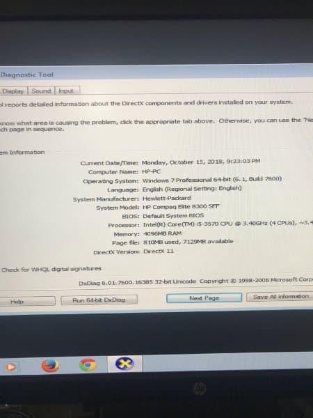 Jual HP compaq Elite 8300 SFF Core i5 3570 Ivybrigde - Kab  Magelang - Arul  Pro | Tokopedia