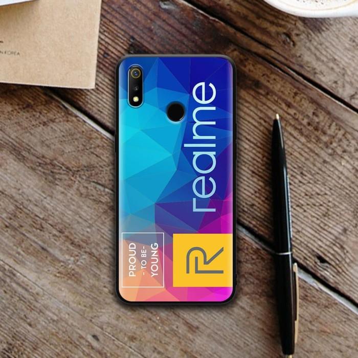 Foto Produk Premium Quality Case Realme 3 - Custom Slim Matte Case dari Doki Custom Case