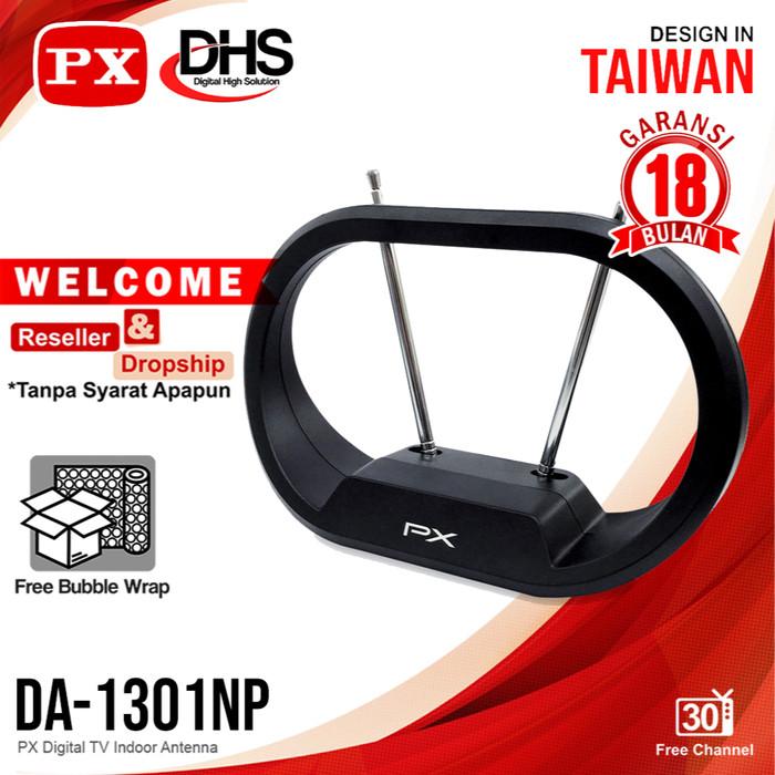 Jual Antena antenna TV digital indoor DA-1301NP supp/ Set top box DVBT2 -  Jakarta Utara - Digital High Solution I | Tokopedia