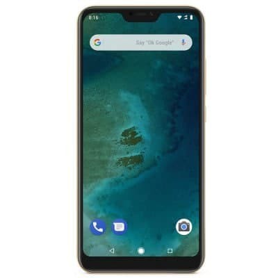 Jual Handphone Xiaomi Xiomi Mi A2 Lite Ram 4gb Rom 64gb Garansi