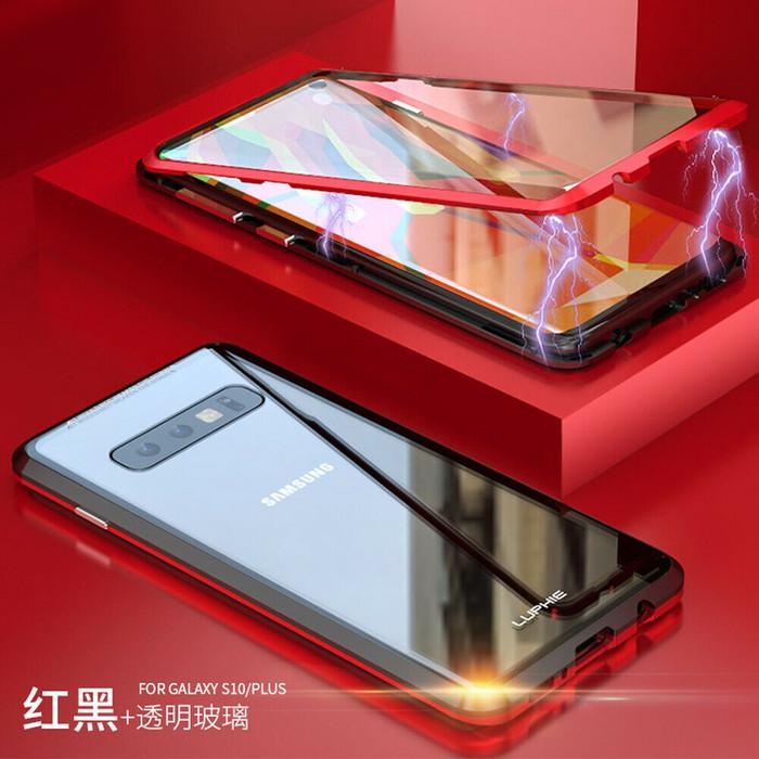 harga Samsung galaxy s10e s10 lite s10 lite luxury magnetic case back cover Tokopedia.com