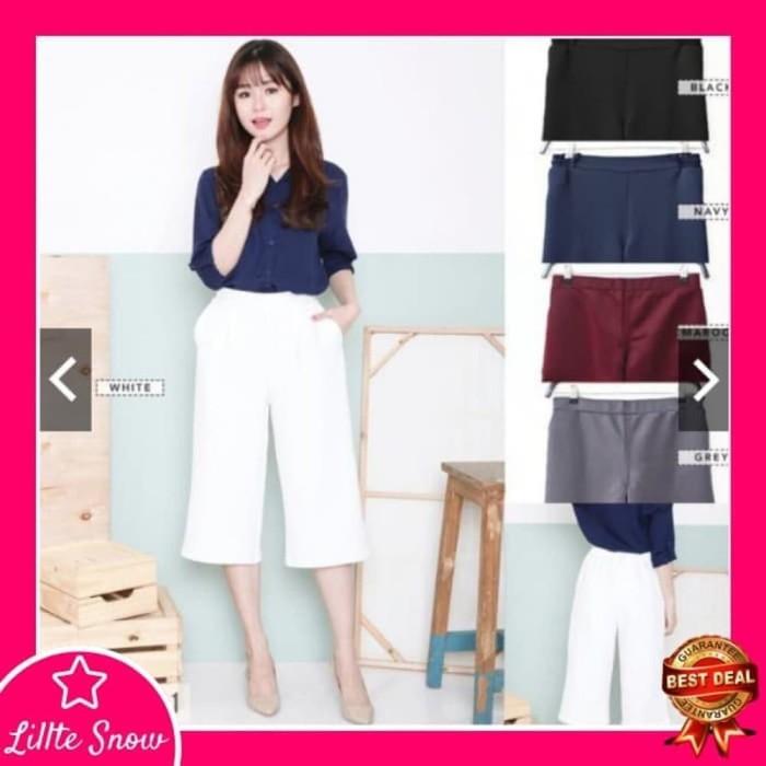 [LARIS] Celana Kulot Wanita 204 Celana Wanita 7 8 204 Limited