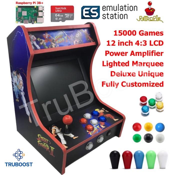 Jual RARE Mini Bartop Arcade Joystick Game Machine Cabinet Raspberry Pi -  Kota Surabaya - dazumbashop | Tokopedia