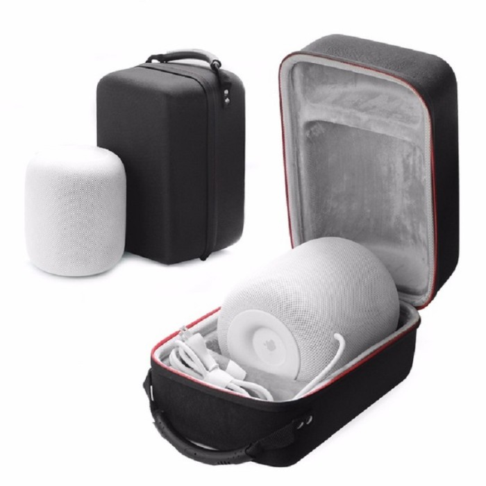 Carrying Protect Portable Bag Neoprene Storage Case For Apple Homepod