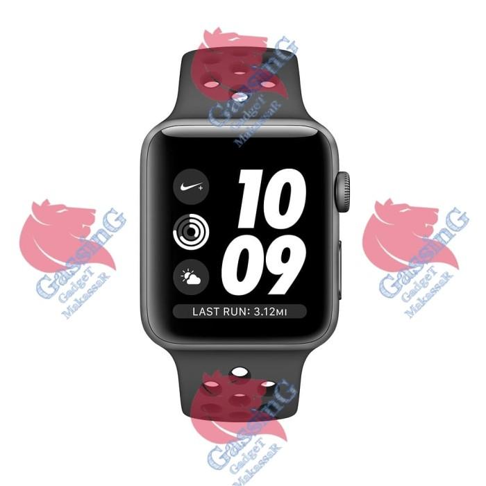 Apple Watch Nike+ Series 3 - 42mm Space Grey -