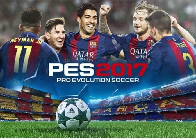 Jual HOT SALE Kaset Game Pc Pes 2017 PTE PATCH 6 1 + HD TEXTURE UPDATE 2018  - DKI Jakarta - indrainihapsari33 | Tokopedia